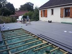 composite pour terrasse terrasse en bois et composite fmpvc du cambr 233 sis
