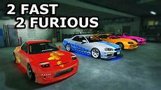 2 fast 2 furious gta v 2 fast 2 furious cars customizing