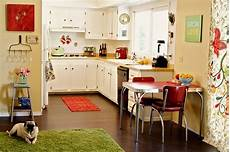 Home Decor Ideas For Small Kitchen by 10 Kitchen Decor Ideas For Your Mobile Home Rental