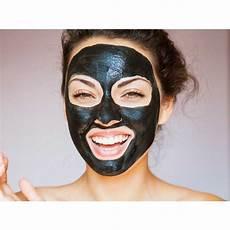 masque visage 60ml au charbon actif sdi