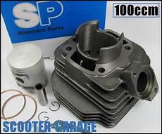 E Scooter Garage by 100ccm Zylinder Kit Ersatz Gt Gt Peugeot Speedfight 100 Ac