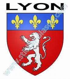 Blason Lyon Autocollant Pour Plaque D Immatriculation
