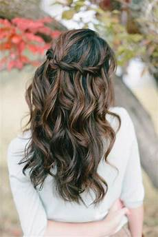 39 half up half down hairstyles to make you perfecta