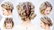 Flechtfrisur Kurze Haare - 5 braided hairstyles for hair milabu