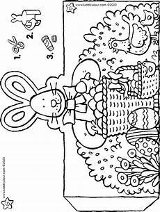 Osterhasen Malvorlagen Text Osterhasen Basteln Kiddimalseite
