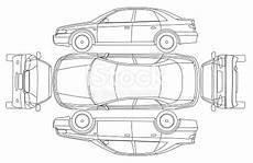 car line draw insurance rent damage condition report form stock vector art more images of 2015