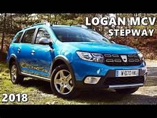 2018 Dacia Logan Mcv Stepway Exterior Interior