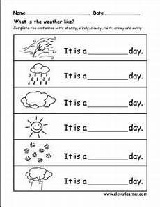 weather activity worksheets for kindergarten 14490 the weather worksheets for preschools