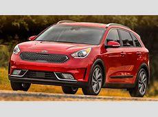 Kia Niro Outselling The Hyundai Ioniq By Nearly 3 To 1