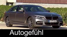 All New Bmw 5 Series Exterior Interior Preview Neuer 5er