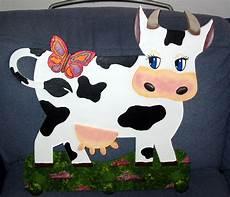 manualidades y trucos una vaca perchero
