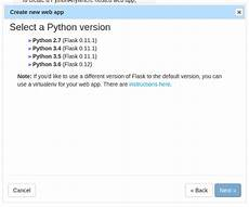 turning a python script into a website pythonanywhere news