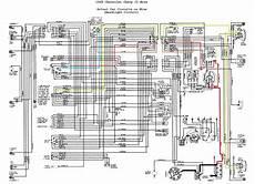 1968 chevy truck wiring diagram schematic all generation wiring schematics chevy forum