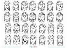 Malvorlagen Gesichter Regeln Die 9 Besten Bilder Mimik Und Gestik Mimik Und