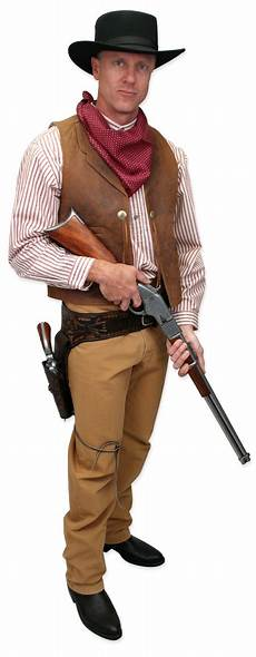 44 45 Cal Western Gun Belt And Holster Rh Draw Two