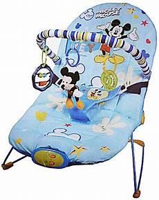 jual tempat duduk bayi bouncer mickey di lapak wonder hajarblack1