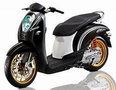 Modifikasi Motor Scoopy Terbaru by Modifikasi Motor Honda Scoopy Terbaru 2014 Otomotif News