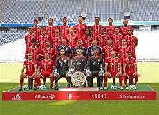 Bayern Germany On Quot Bayern S 2017 18 Team Photo