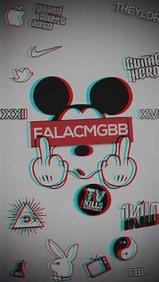Mickey Mouse Wallpaper Supreme by Mickey Supreme Fondos En 2019 Papel De Parede Celular