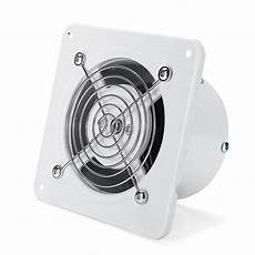 Kitchen Exhaust Fan Cover For Winter by 4 Inch 25w 220v High Speed Wall Mount Air Vent Exhaust Fan
