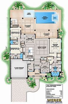 beach house floor plan beach house plan contemporary caribbean beach home floor plan