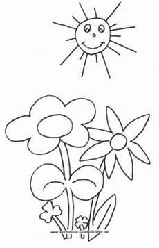 Kostenlose Malvorlagen Sonne Malvorlagen Ausmalbilder Blumen In Der Sonne