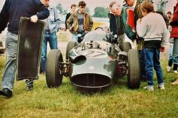 Ferraris And Other Things BRM P25