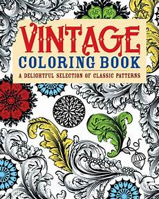 vintage coloring book a delightful selection of classic