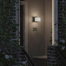 buy philips hue white lucca outdoor wall light incl shipping