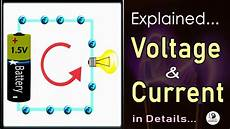 what is voltage and current basic electricity tutorial volts and s explained youtube