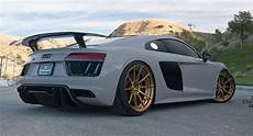 audi a plus this modified audi r8 plus is an attention seeker carscoops