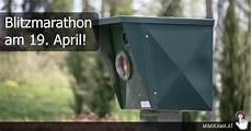 Nicht Vergessen Am 19 April Ist Der Blitzmarathon 2017