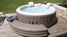 Spa Intex - le spa spa 224 bulles 28404