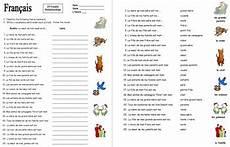 family relationships 25 sentence completions worksheet la famille