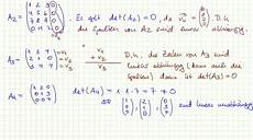 5 2 tricks zur berechnung determinanten teil 3