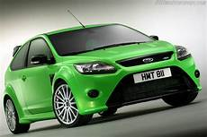 ford focus rs 252 2009 2010 ford focus rs images specifications and
