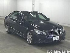 Gebrauchtwagen Mercedes E Klasse - 2009 mercedes e class black for sale stock no
