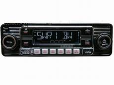 usb sd cd mp3 retro design look oldtimer autoradio