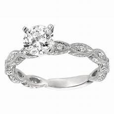 wedding ring mountings 15 photo of wedding band setting without stones