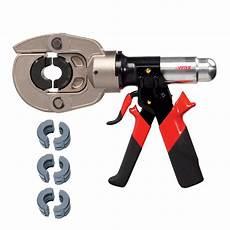virax coffret presse 224 sertir manuelle hydraulique viper