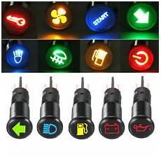 Led Dash Indicator Lights Ebay