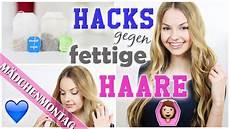 10 hacks tipps gegen fettige haare coole verlosung