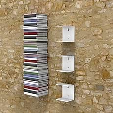 mensole invisibili home3000 3 mensole libreria invisibili colore bianco