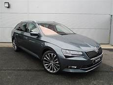 skoda superb laurin klement used 2016 skoda superb laurin and klement 2 0 tdi 190 ps