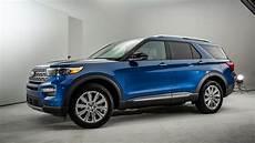 ford hybrid explorer 2020 2020 ford explorer hybrid shoots for range at