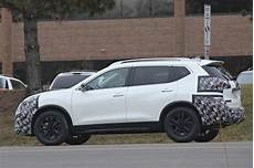 nissan x trail facelift nissan x trail facelift coming in late 2016