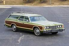 1974 Ford Ltd Country Squire Station Wagon 71h