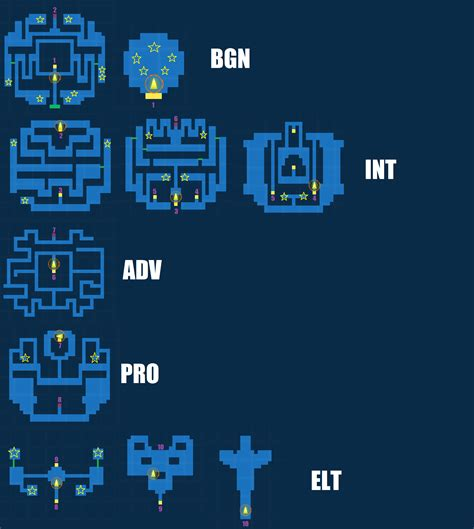 Ff3 Crystal Tower Map