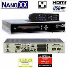 Hd Digital Receiver Kabel - hd kabel receiver dvb c nanoxx 9500hd c usb lan hdmi 2x ci