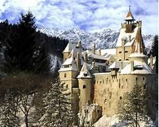 Dracula S Bran Castle Transylvania Romania Stock Image